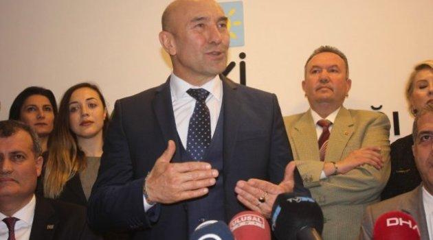 Tunç Soyer'den İyi Parti İzmir'e Ziyaret